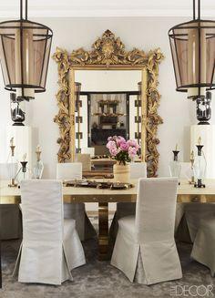 Glam dining