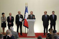 UE : Ayrault réclame un «soutien massif»
