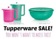 tupperware SALE, bes