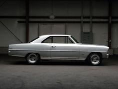 1966 Chevrolet Chevy II Nova SS Hardtop Coupe