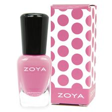 Zoya Nail Polish Mini in Shelby with Color Cutie Box! Available while supplies last.