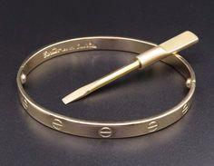 Comment reconnaitre un bracelet cartier