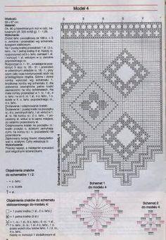 Crochet: CURTAINS IN CROCHET