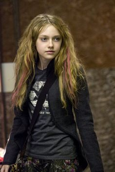 I love everything about Dakota Fanning's character in Push.
