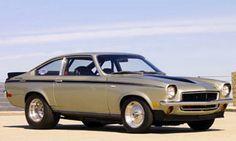 1970 Chevrolet Vega Fastback... my 4th car.