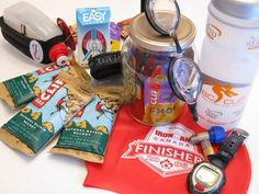 Gifts in a jar - 12 ideas: athlete, cook, gardener, etc.