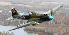Flying Heritage Collection - Ilyushin II-2M3 Shturmovik