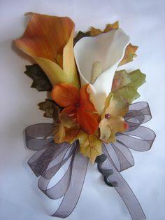 Fall Wedding Bouquets | Fall Wedding Flowers Bridal Bouquet