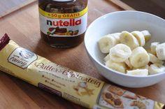 Dieses Rezept habe ich in einer der unzähligen Facebook-Backgruppen gefunden und direkt für mich auf die To-Do-Liste gesetzt. Gestern zum Frühstücks gab's endlich diese leckeren Taschen und es war bestimmt nicht das letzte Mal  Zutaten: – 2 Bananen – … Weiterlesen →