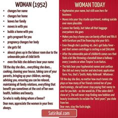 American Woman - A Rebuttal  http://satirikal.com/post/112282514325/american-woman-a-rebuttal