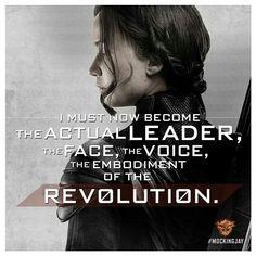 Revolution // The Hunger Games