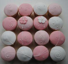 New Baby Girl Cupcake Giftbox