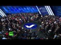 Путин: Запад не може да поднесе моћну Русију, а напад на нашу отаџбину је започео бомбардовањем Југославије 1999. (видео)  Још је рано говорити о преломном тренутку у Сирији, али је Русија помогла да се ојачала државност земље, изјавио је руски председник Владимир П