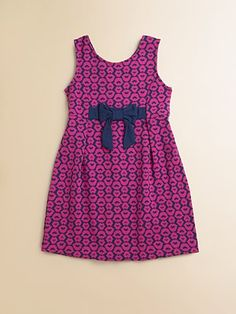 Lilly Pulitzer Kids Toddler's & Little Girl's Mini Evie Dress