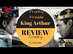 Take a peek into my channel here 👀 Frankly Freddie Reviews King Arthur Legend of the Sword ( Spoiler Free ) with Cranky Cocoa Dog! https://youtube.com/watch?v=max55MW4g0I