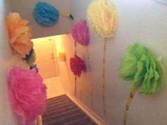 the Lorax! Dr Seuss Party Ideas, Dr Seuss Birthday Party, Birthday Fun, First Birthday Parties, Birthday Party Themes, Dr Seuss Graduation Party, Birthday Ideas, 1st Birthdays, Dr. Seuss