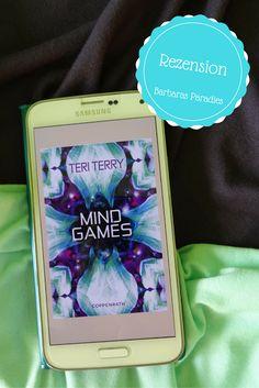 Buchrezension #133 Mind Games von Teri Terry Leider konnte mich das Buch nicht überzeugen. Warum erfahrt ihr auf meinem Blog.