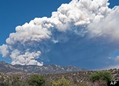 Gila Wildfire