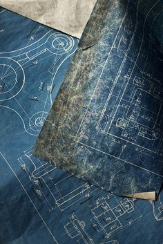 I think. these are blueprints for a church but fuck it it's space stuff now