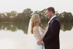 Waterfront wedding, veil photography, outdoor wedding, dark navy groom suit, wedding day, wedding photographer