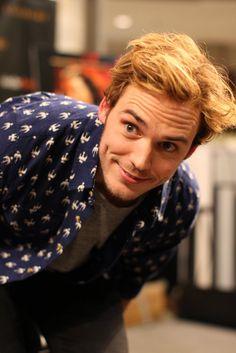 Cute Photos of Sam Claflin | POPSUGAR Celebrity UK