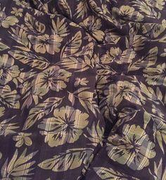 Fabric Cutter Queen Comforter Hawaiian Print Dockers Cococabana Quilt Stuffing  | eBay