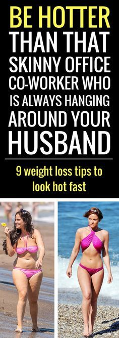 9 Tips For Fast and Healthy Weight Loss.