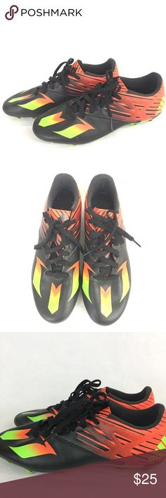 f8f205b6389d Adidas Messi Soccer Cleats Shoes Men's Soccer Cleats shoes. Size 9. Style  AF4852.