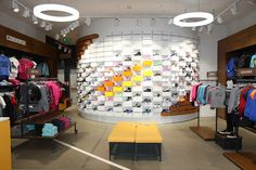 Design showcase: Rookie sets up shop in Moscow - Retail Design World
