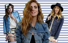 3 ways to style a denim jacket + a selection of our SS15 favourites | The Blonde Salad