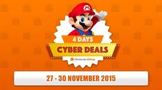 Nintendo annuncia i Cyber Deals