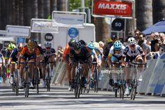 #AMGENTOCWOMEN 3rd Amgen Tour of California Women 2017 / Stage 3 Arrival / Sprint / Coryn RIVERA (USA)/ Arlenis Sierra (CUB)/ Giorgia BRONZINI (ITA)/ Elk Grove - Sacramento (118km) / Women / ATOC / Amgen /