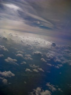 Above the Clouds  ©2012 Marilyn Davenport Photography