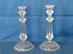 Lysestaker Victoria par. Pris kr 700,- Fountain, Barware, Victoria, Glass, Home Decor, Decoration Home, Drinkware, Room Decor, Water Well