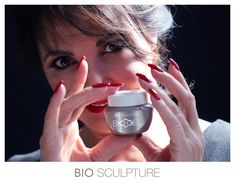 """Working hard for something you love is called passion"" - Elmien Scholtz - Founder of Bio Sculpture. #30Triginta - Bio's latest, timeless, ruby red colour bleeds passion with a pink reflection of love caused by a glimpse of tiny silver shavings… This is the colour to have for the next 3 decades!"