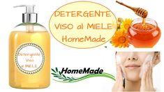 Detergente Viso al MIELE - Homemade HONEY Face Wash