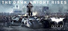 """4 nouvelles affiches pour """"The Dark Knight Rises"""" - News - AlloCiné"""