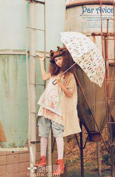 Photo, Japanese street fashion, cute