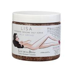 Lisa by Luz de la Riva pheromone inducing body scrub