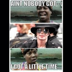 """Sweet Brown"" on MJ ....lol"