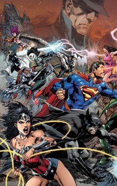 JUSTICE LEAGUE #22 | DC Comics