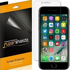 Apple iPhone 7 Plus Screen Protector, [6-Pack] Supershieldz Anti-Glare