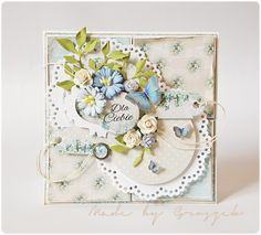 Guest Designer of the July - Linda Dudziak