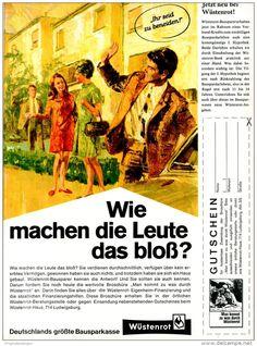 Original-Werbung/ Anzeige 1969 - WÜSTENROT - ca. 180 x 240 mm