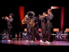 Canadian Brass  18.08.2012 - 09.09.2012 Festival de Sion 2012 Valais Suiza