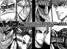 Zebra Four Heavenly Kings Toriko Read Toriko Manga Online at MangaGrounds | Toriko Anime and Manga Forums