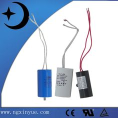 CBB60 Capacitors takes heavy-edge metallized Al/Zn PP film or web-like fuse film as dielectric. Its components are sealed with flame-retardant epoxy resin. It has cylindric outline with high reliability and stability.CBB60 capacitor has features of small size, light weight, small tangent in waste angle, and good self-concrescence. Applicable to startand operation with 50/60Hz. A. C single motor, specially suit for micro pump, baric pump, micro motor and so on.  1) Very…