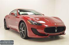 2013 Maserati GranTurismo Sport - Click to see interior photos. $139,965