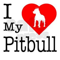 Pitbull phone case
