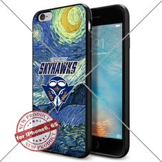 Case Tennessee-Martin Skyhawks Logo NCAA Cool Apple iPhone6 6S Case Gadget 1594 Black Smartphone Case Cover Collector TPU Rubber [Starry Night] Lucky_case26 http://www.amazon.com/dp/B017X13C30/ref=cm_sw_r_pi_dp_DkGtwb18R8QNM